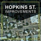 Hopkins St. Improvements