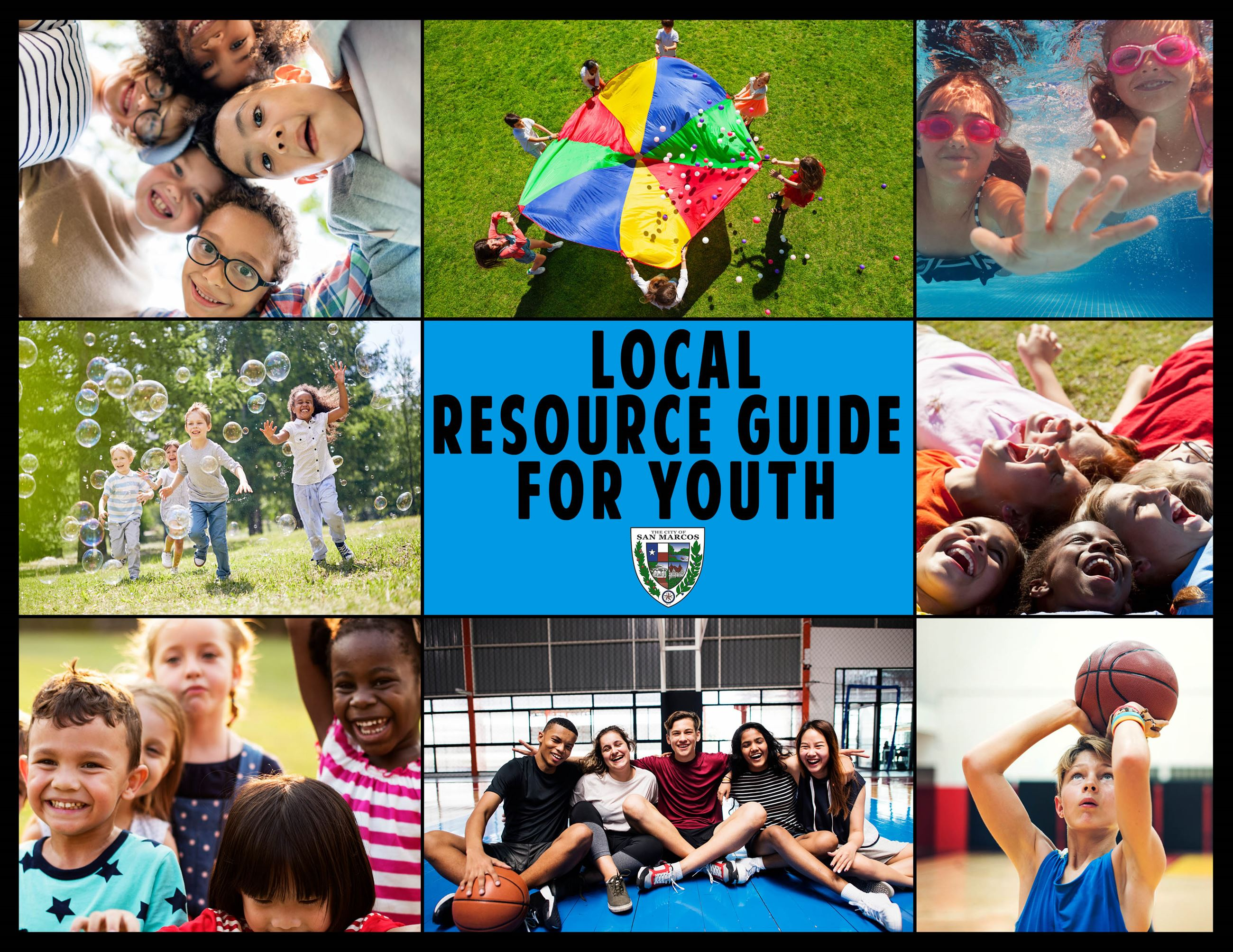 Local Youth Resource Guide cover page