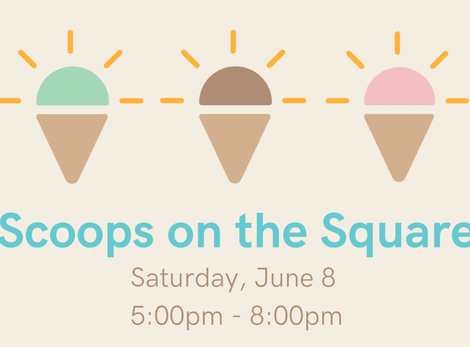 Scoops On The Square