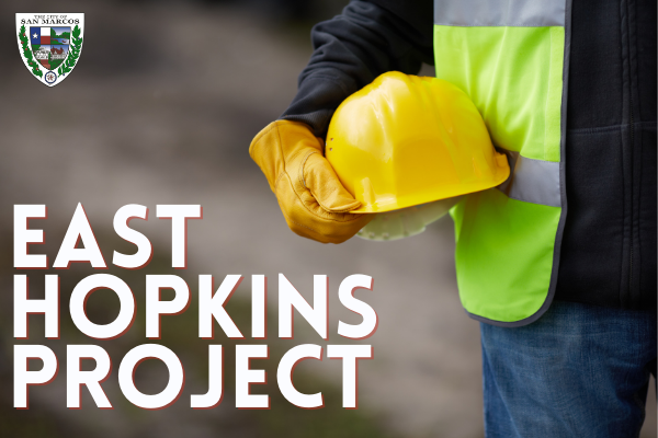 East Hopkins Project graphic of yellow vest and yellow hardhat