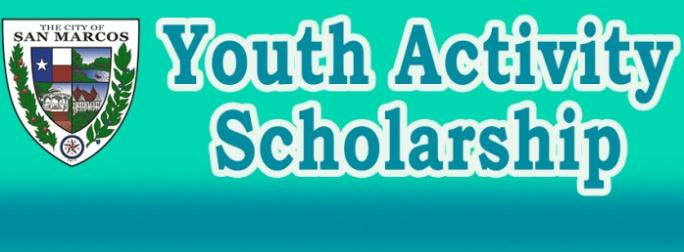 Youth Activity Scholarship