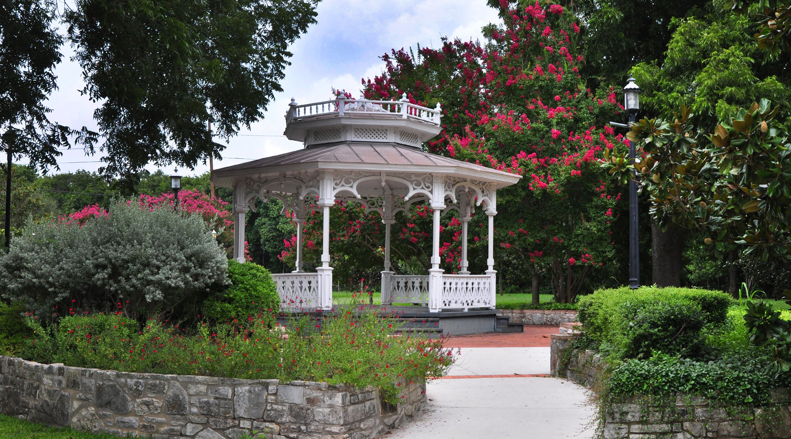 photo of gazebo