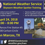 SkywarnTraining_SanMarcos_2018