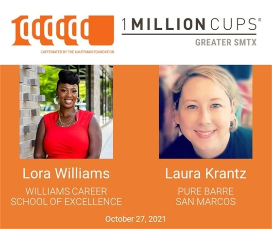 1 Million Cups October Meeting