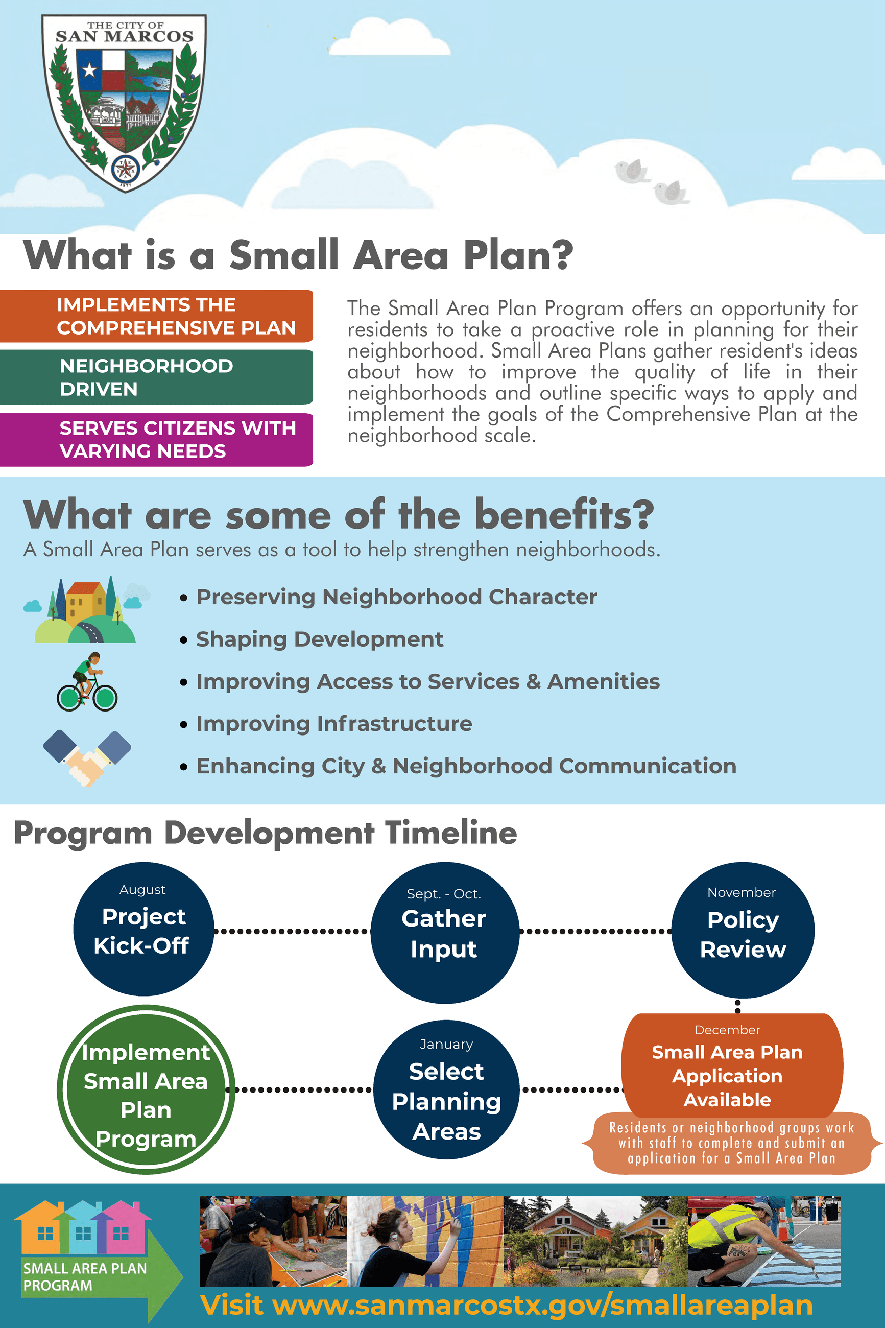 What Is a Small Area Plan