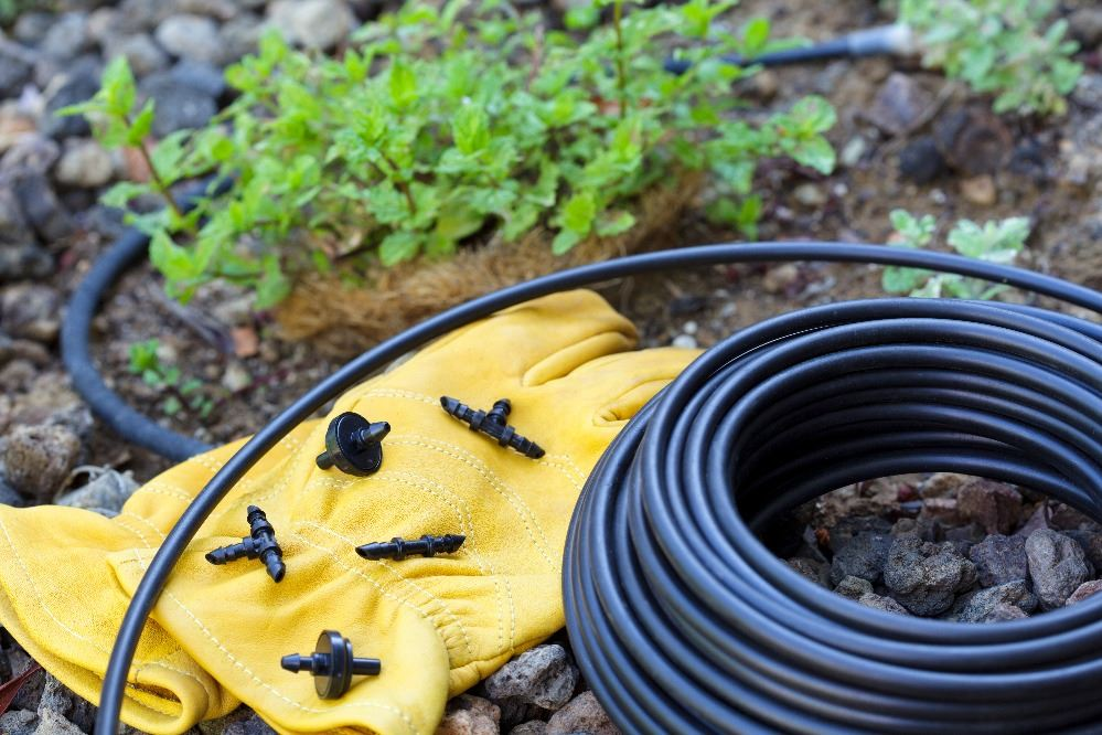 Drip Irrigation Hose and Fittings