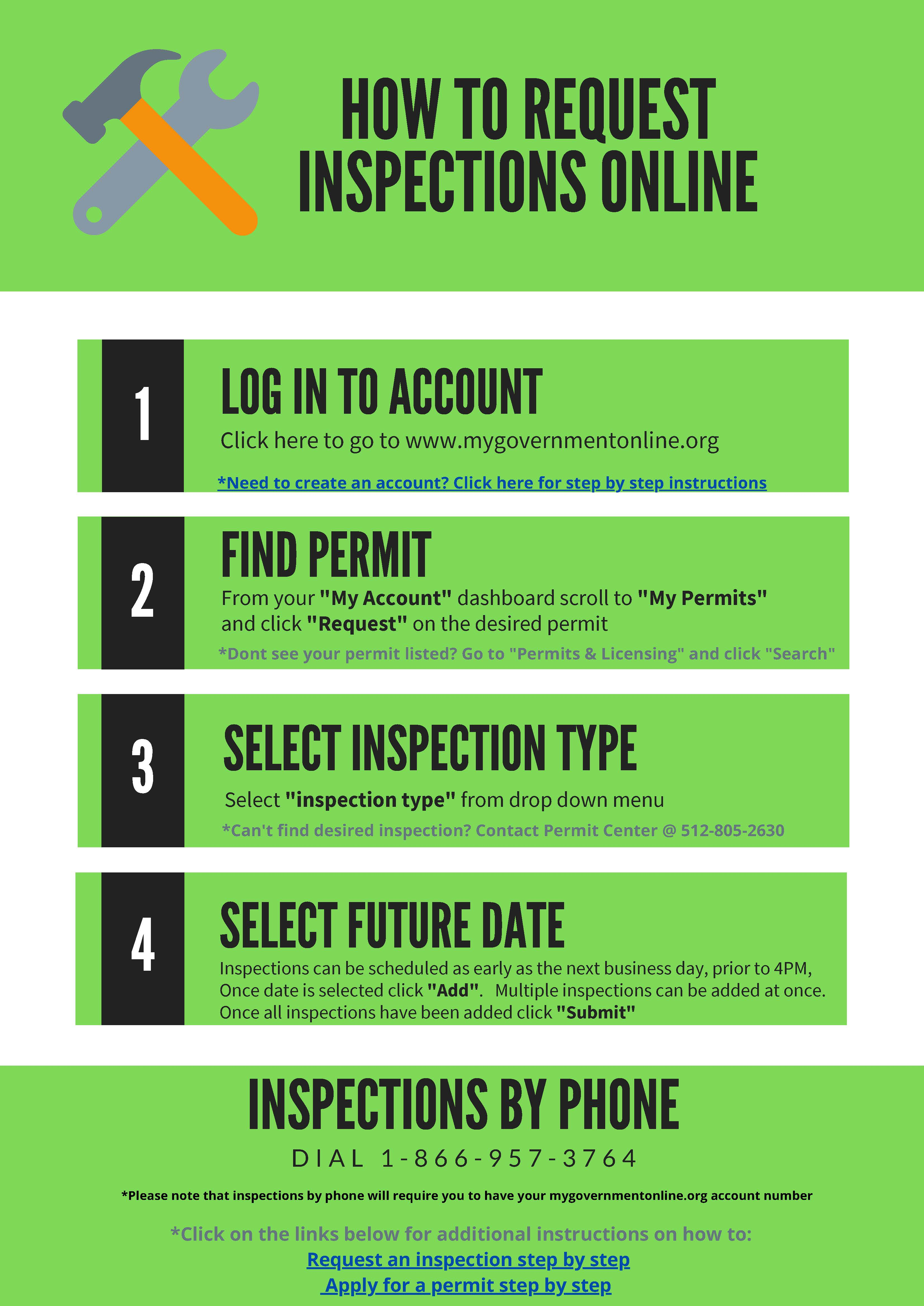 How to request inspections online infographic (2)