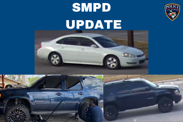San Marcos Police Department update on The Grove Incident