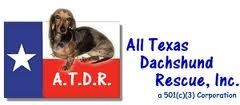 All Texas Dachshund Resuce, Inc logo