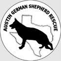 Austin German Shepherd Rescue logo