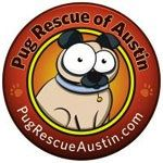 Pug Rescue of Austin logo