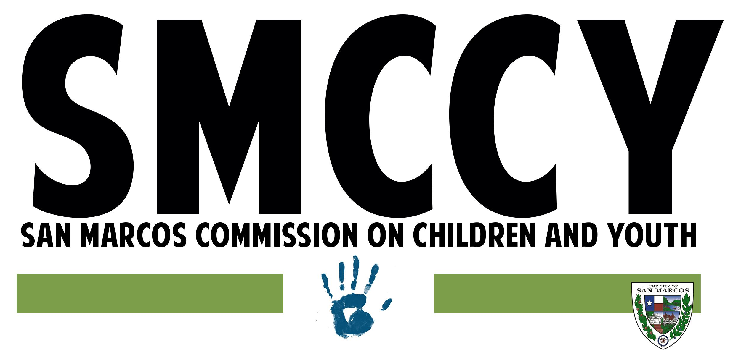 San Marcos Commission on Children and Youth Logo