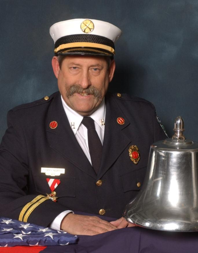 Retired Captain Tommy Norris